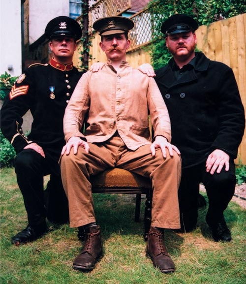 BILLY CHILDISH AND THE BUFF MEDWAYS