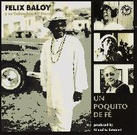 FELIX BALOY Y SU CUBAN SON ALL STARS